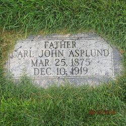 Carl John Asplund