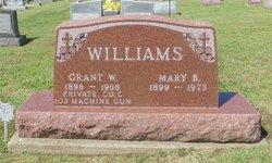 Grant W Williams