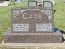Stella M. <I>Fondell</I> Cook