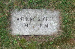 Anthony Snowden Giles