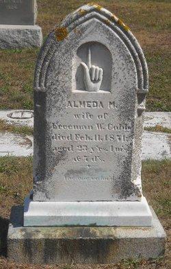 Almeda <I>Morgan</I> Cobb