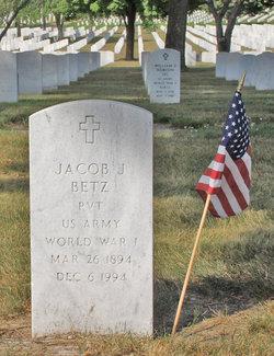 Jacob J Betz