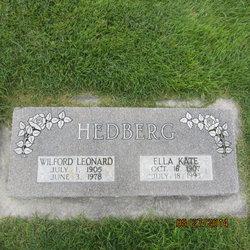 Ella <I>Jennings</I> Hedberg