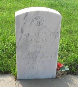 Arthur Francis Ayers