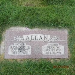 Ray Benjamin Allan