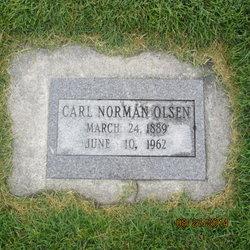 Carl Norman Olsen