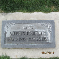 Stephen Elmer Shelton