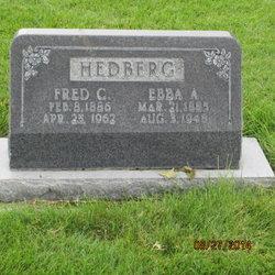 Fred Hedberg