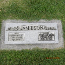 Anna Elizabeth <I>Peterson</I> Jamieson