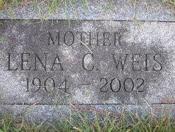 Lena C. <I>Grommes</I> Weis