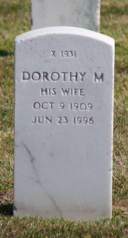 Dorothy M Gardner