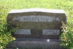 Mary R Abernethy