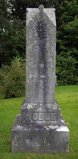 Catherine <I>Noble</I> Belden