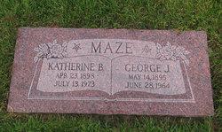 Katherine Bonelli Maze