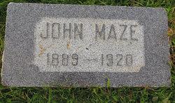 John Maze