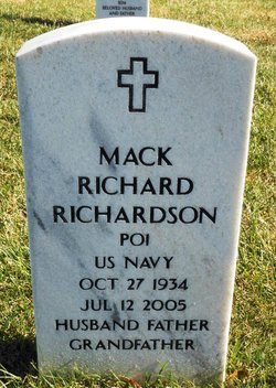 Mack R Richardson