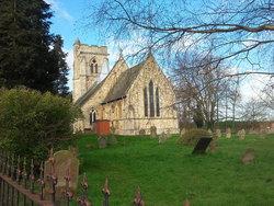 St Lawrence Parish Churchyard