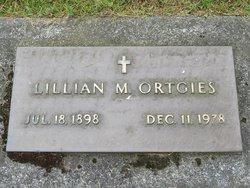 Lillian M. Ortgies