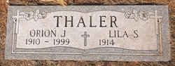 Lila Grace <I>Smith</I> Thaler