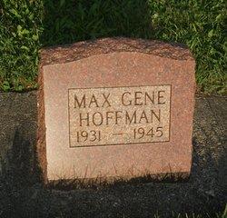 Max Gene Hoffman