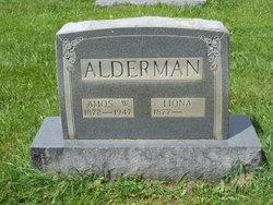 Amos Wilson Alderman