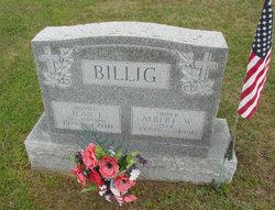 "Albert W. ""Peck"" Billig"