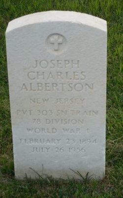 Joseph Charles Albertson