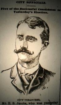 Ernest Beers Jacobs
