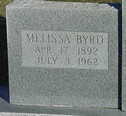 Melissa <I>Byrd</I> Black