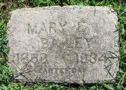 Mary Ellen <I>Vest</I> Bailey