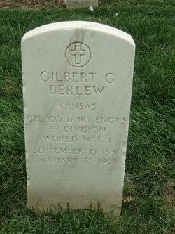 Gilbert G Berlew