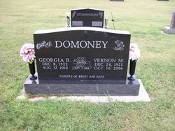 Georgia <I>Koops</I> Domoney