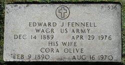 Edward J Fennell, Sr