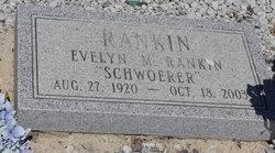 Evelyn M. <I>Rankin</I> Schwoerer