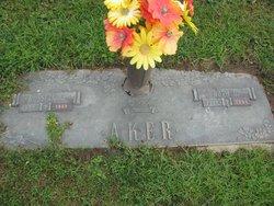 Ruth Ellen <I>Waters</I> Aker