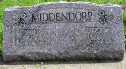 John Middendorp