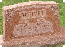 Mrs Minni C. <I>McComb-Bouvet</I> Busonic
