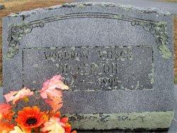 Woodrow Wilson Dickerson
