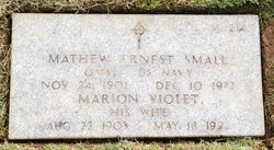 Marion Violet Small