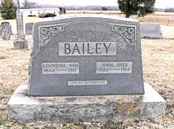 Louvenia Van <I>Mooney</I> Bailey