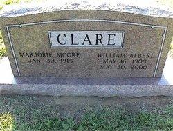 William Albert Clare