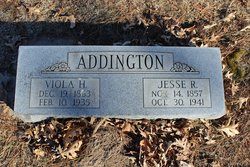Viola H Addington