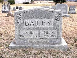 "William Wilson ""Will"" Bailey"