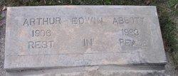 Arthur Edwin Abbott