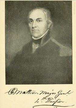 Ebenezer Mattoon