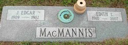 John Edgar Macmannis
