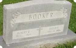 Albert R. Booker