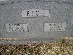 Nina Marie <I>Abbott</I> Rice