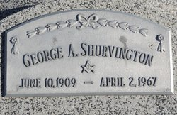 George A. Shurvington