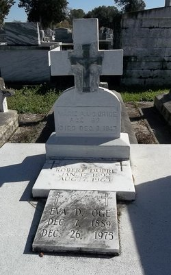 Marie Arthemise <I>McBride</I> Dupre